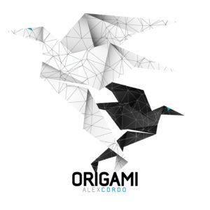 Pochette album Origami d'Alex Cordo